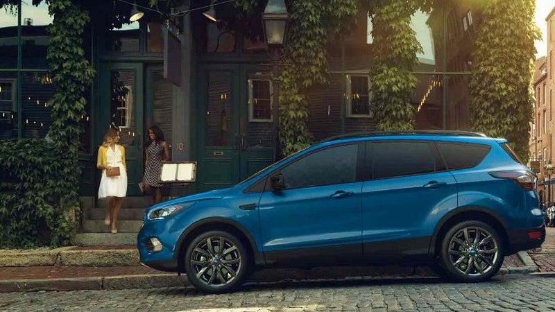 2018 Ford Escape Colors >> 2018 Ford Escape