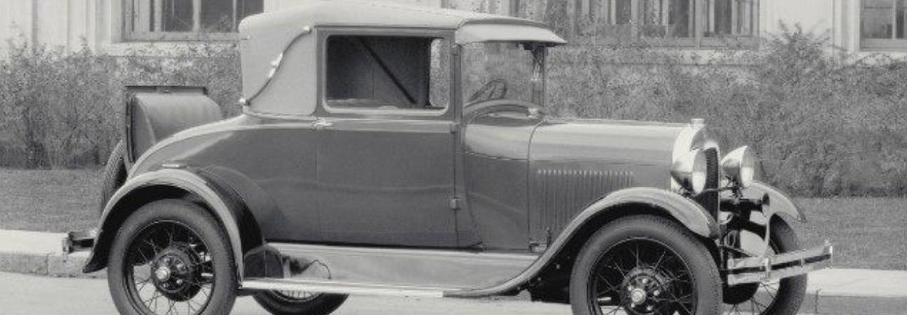 Brief Ford Motor Company History in Burlington NC | Greensboro