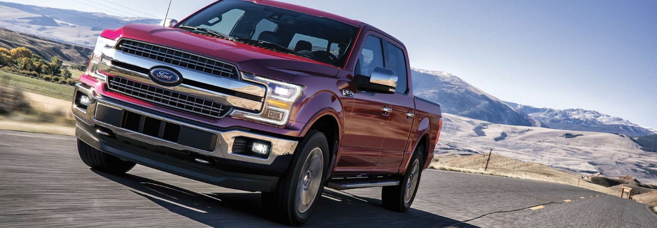 Ford F  Full Size Pickup Truck Model Overview