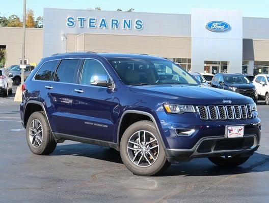 Used 2018 Jeep Grand Cherokee For Sale Burlington Nc Greensboro 9930a