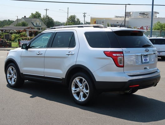 2015 Ford Explorer For Sale >> 2015 Ford Explorer Limited